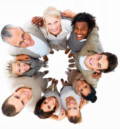 Cirkel-van-mensen